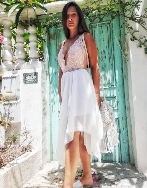 חצאית לבנה1