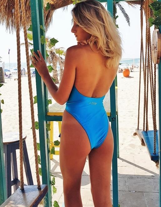 בגד ים כחול 2